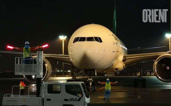 Глава Туркменистана прибыл в Токио
