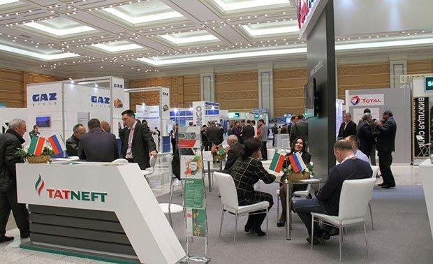 В Ашхабаде открылись международная нефтегазовая выставка и форум