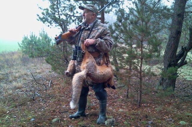В Беларуси стартует сезон охоты на пушных зверей