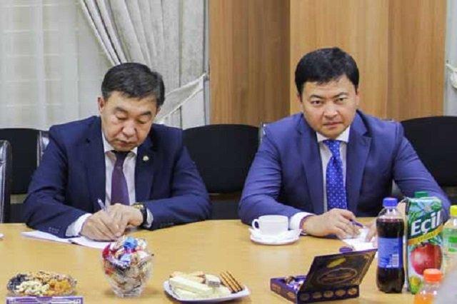 Туркменские и кыргызские предприниматели обсудили развитие сотрудничества