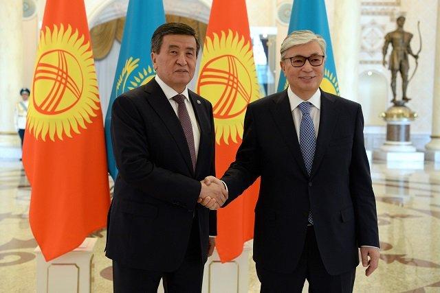 Президента Казахстана ждут с визитом в Кыргызстане