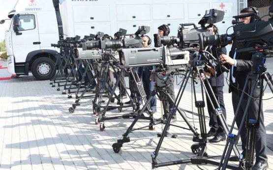 Лучшая в Центральной Азии передвижная телестудия заработала в Таджикистане