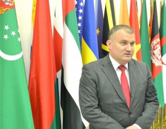 В Ашхабад прибыл новый посол Беларуси