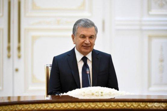 Мирзиёев встретился с индийской делегацией
