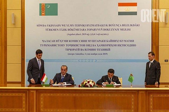 Ашхабад и Душанбе обсудили строительство железной дороги через Афганистан