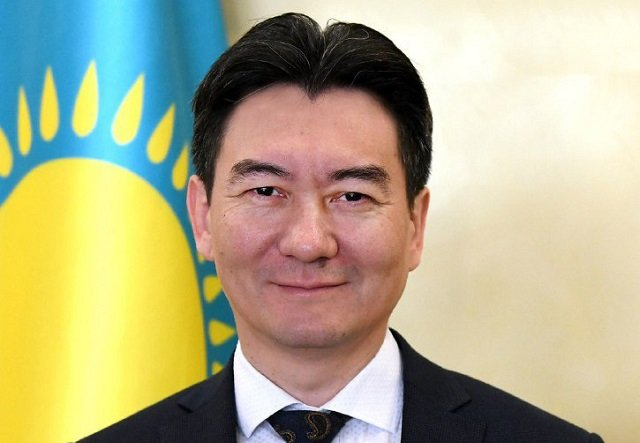 Казахстан назначил нового посла в Китае