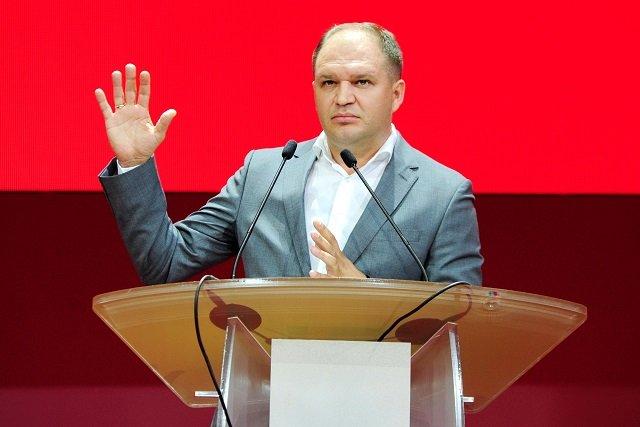 В Кишинёве избрали нового мэра