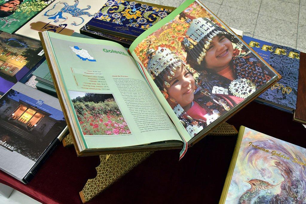 Глава Туркменистана поздравил участников Международной книжной выставки