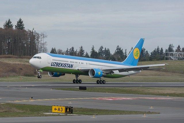 Узбекистан и Китай увеличат число прямых авиарейсов