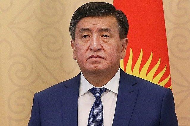 Жээнбеков поздравил журналистов с профессиональным праздником