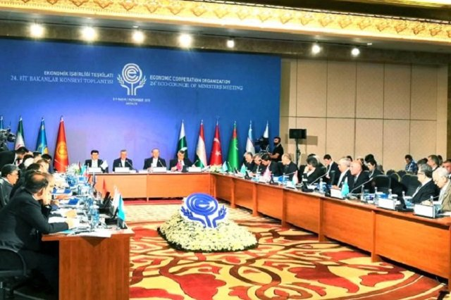 Туркменская делегация участвовала в заседании СМИД ОЭС в Анталье