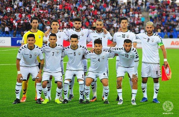 Национальная сборная Афганистана сыграет два матча в Душанбе