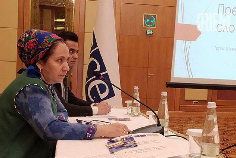 ОБСЕ организовала в Ашхабаде семинар о журналистском образовании
