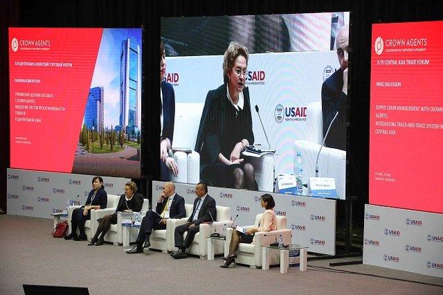 Туркменские бизнесмены участвовали в IX Центральноазиатском торговом форуме
