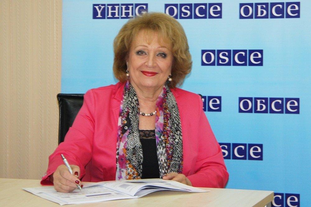 ОБСЕ организовала в Ашхабаде семинар по управлению водными ресурсами
