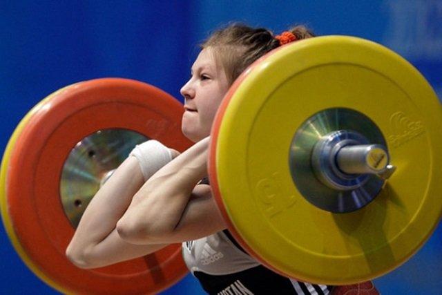 Штангистка Кристина Шерметова завоевала золото международного турнира
