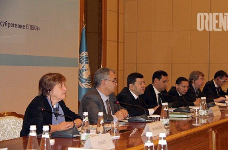 Страны СПЕКА обсудили в Ашхабаде транспортно-транзитное сотрудничество