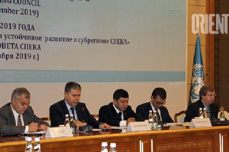 В Туркменистане начался Экономический форум «СПЕКА-2019»