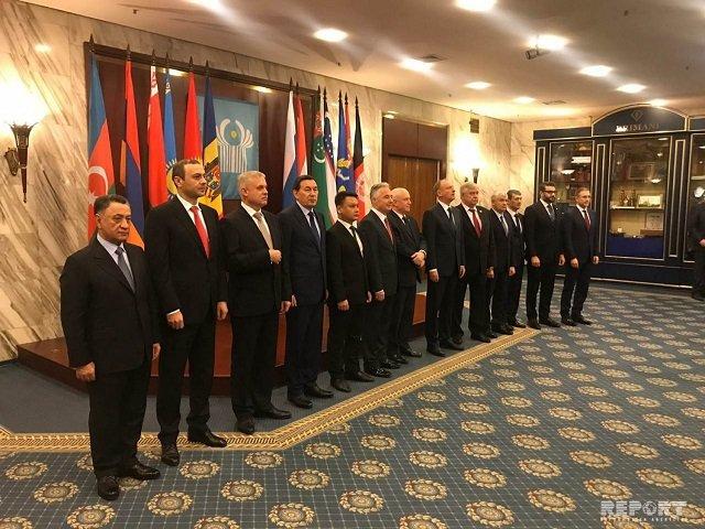 Армен Григорян поучаствовал на встрече секретарей Совбеза стран СНГ