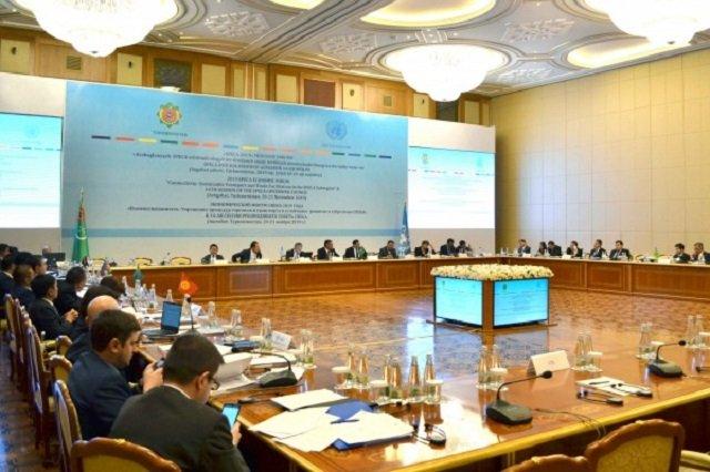 Дни СПЕКА в Туркменистане завершились