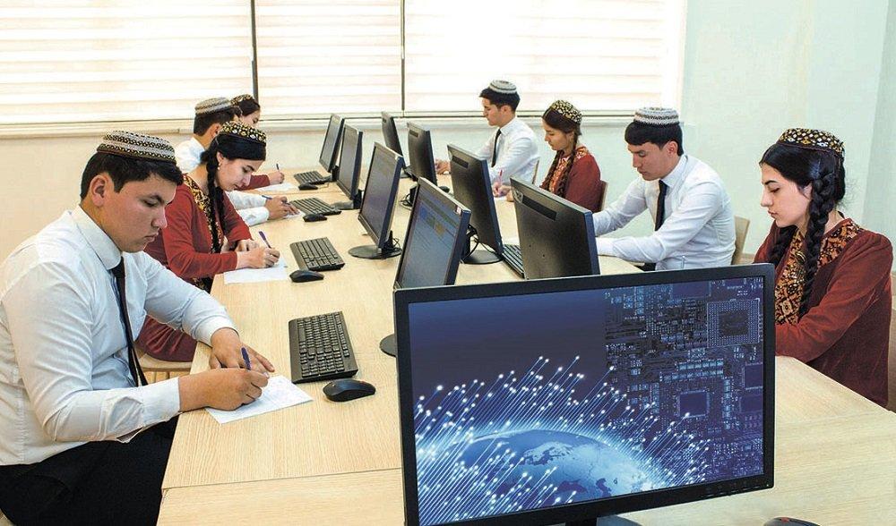 Туркменистан переходит к цифровизации сферы науки