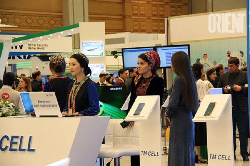 На выставку Türkmentel-2019 в Ашхабад съехались более 90 компаний