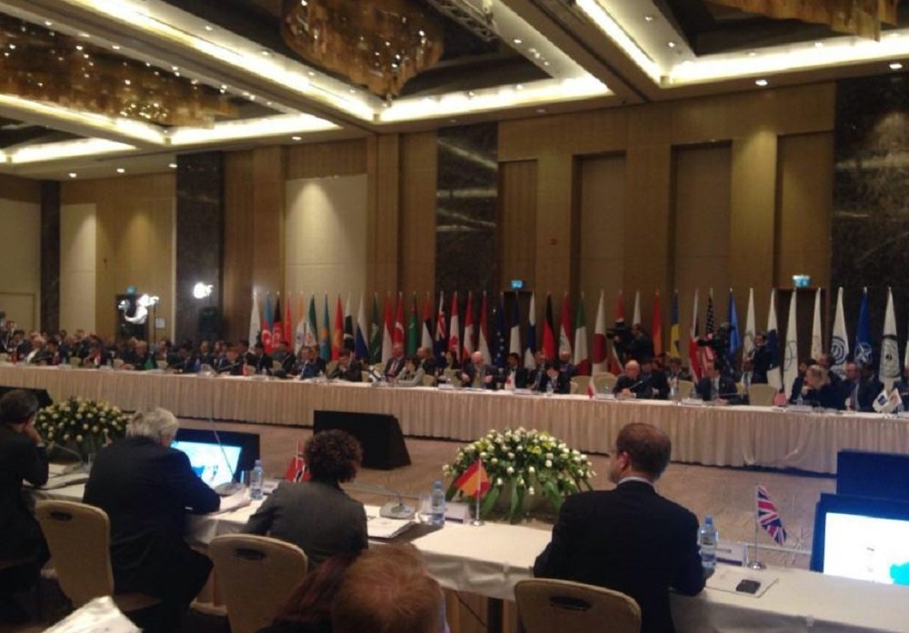 В Ашхабаде прошла встреча участников Стамбульского процесса