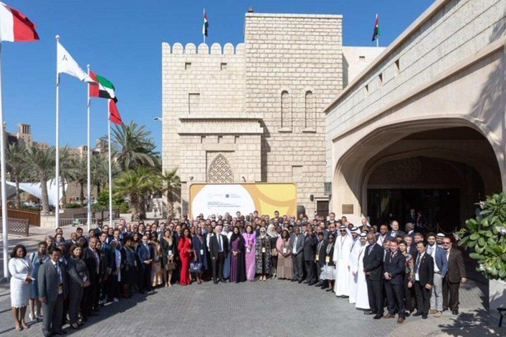 Туркменская делегация участвовала во встрече в Expo Dubai