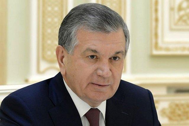 Президент Узбекистана принял мэра Душанбе