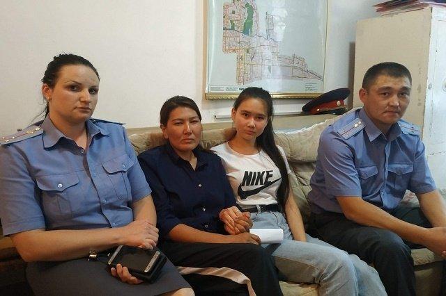 Кыргызская милиция опровергла похищение кыргызстанки в Москве