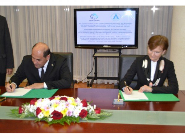 Туркменистан и Всемирный банк обсудили вопросы расширения сотрудничества