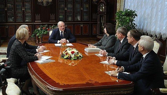 Генерал-майор спецслужб назначен главой администрации президента Беларуси