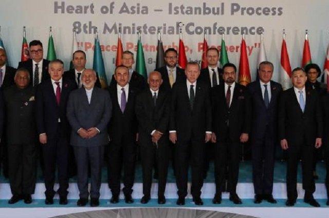 Таджикистан примет  в 2020 году сопредседательство в «Стамбульском процессе — Сердце Азии»