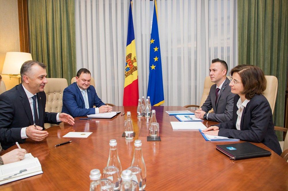 Австрийская компания продолжит с Республикой Молдова взаимовыгодное сотрудничество