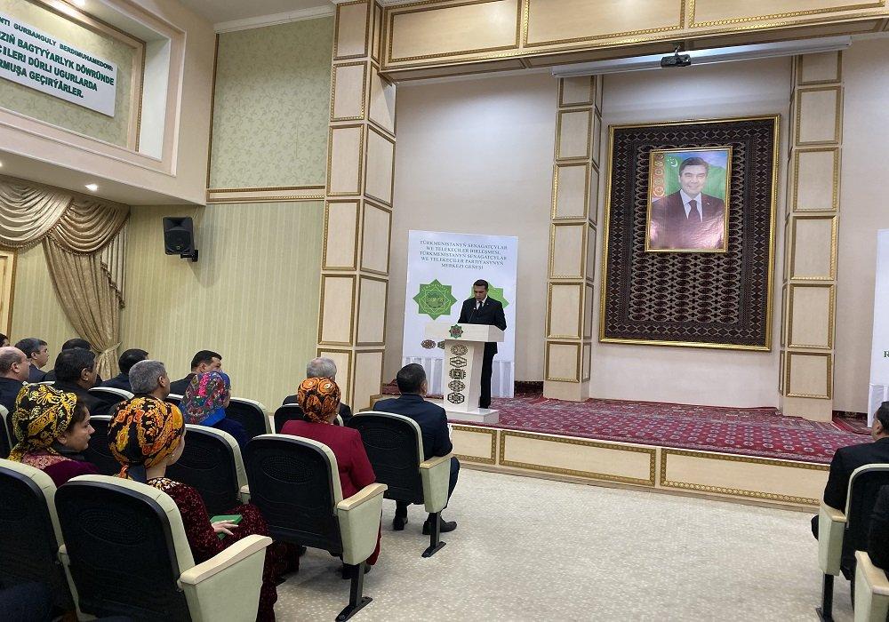Частный банк Туркменистана включил систему интернет-банкинг