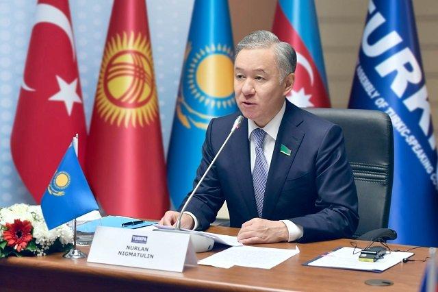 Делегация Казахстана приняла участие в Ассамблее тюркоязычных стран