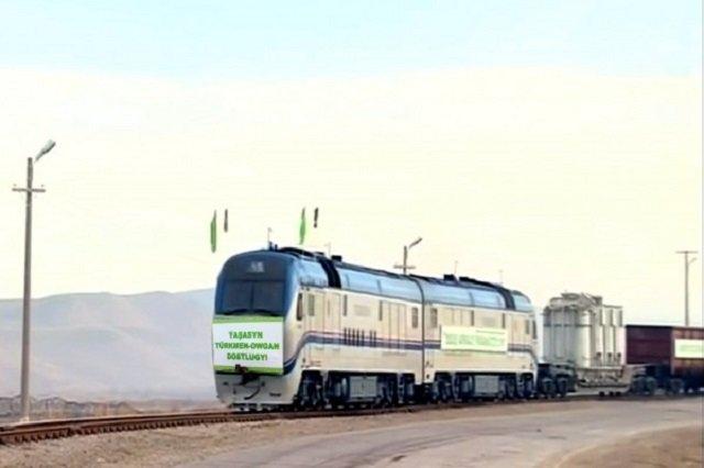 Туркменистан передал Афганистану в качестве гуманитарной помощи трансформатор
