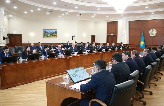 Состоялось заседание Национальной комиссии по модернизации