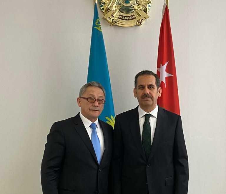 Казахстан и Иордания провели межмидовские консультации