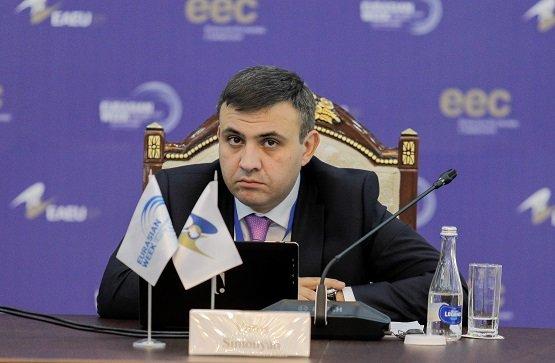 География партнерства ЕАЭС станет шире в 2020 году - Варос Симонян