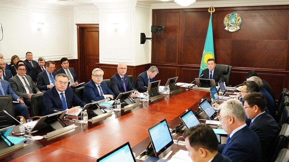 Казахстан развивает инфраструктуру платных автомобильных дорог