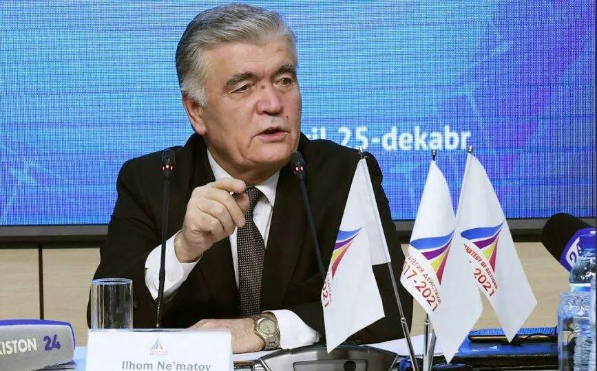 Неъматов и Руденко провели узбекско-российские межмидовские консультации