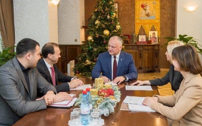 Игорь Додон посетит Турцию с официальным визитом