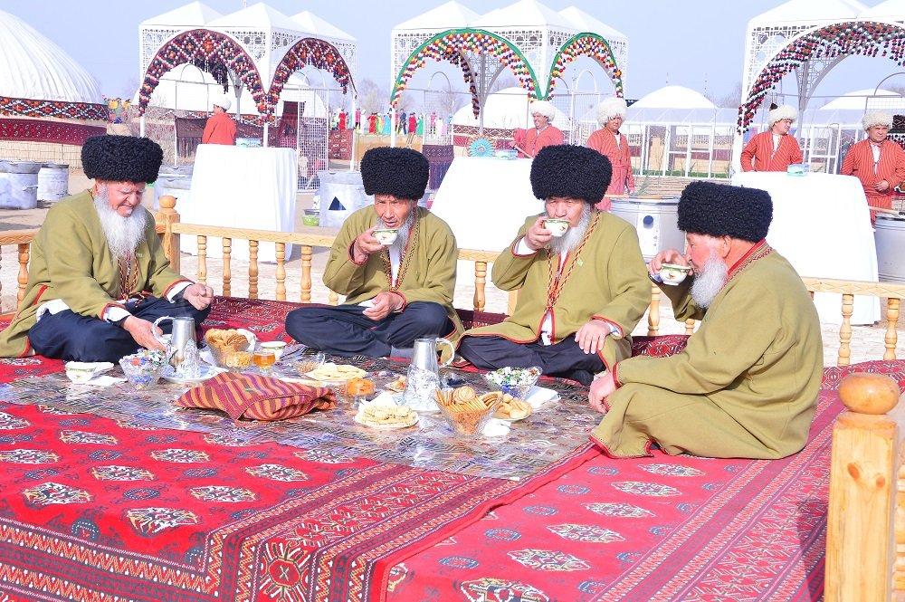В Туркменистане на 10% выросли пенсии