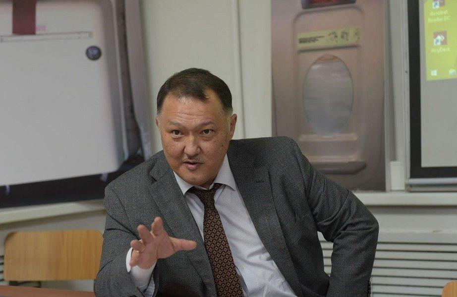 Глава Bek Air изложил свою позицию по поводу недавней авиакатастрофы под Алматы