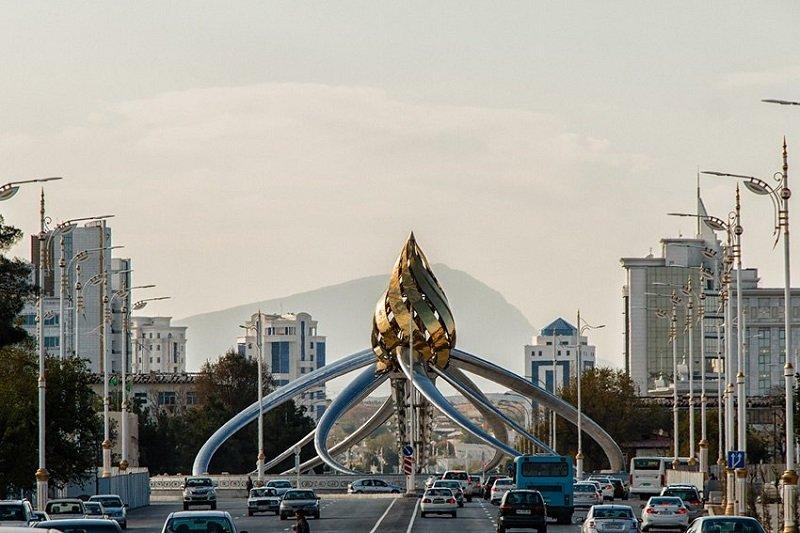 В Ашхабаде появится новый автомобильный туннель