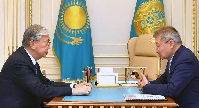 В Казахстане построят мост через Бухтарминское водохранилище