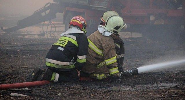 В Молдове на рождественских праздниках спасатели работают в усиленном режиме