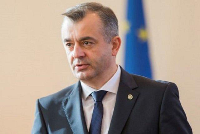 Ион Кику выразил Алексею Гончаруку соболезнования в связи с крушением украинского самолёта в Иране