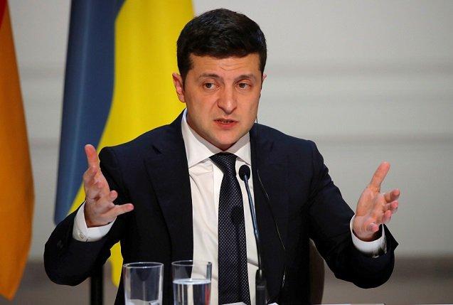 Зеленский заслушал отчет оперативного штаба по вопросам авиакатастрофы в Тегеране
